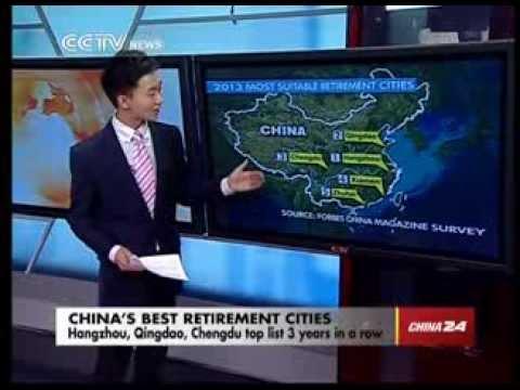 China's Best Retirement Cities