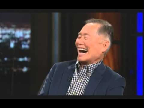 George Takei tells Bill Maher about hidden political messages in Star Trek