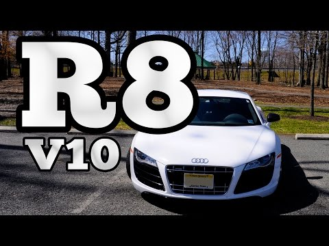 Regular Car Reviews: 2012 Audi R8 V10