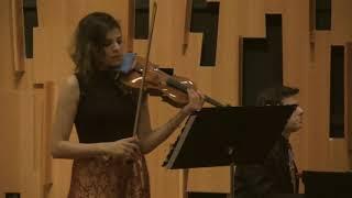 F. Poulenc: Sonate pour violon et piano FP 119, I. Allegro con fuoco