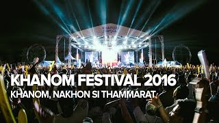 Khanom Festival 2016, Nakhon Si Thammarat