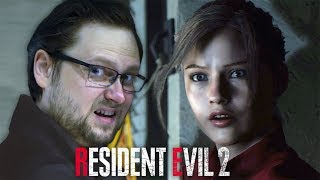 видео: ЗОМБАРИ ВЕРНУЛИСЬ  Resident Evil 2 Remake #1