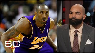 Carlos Boozer reacts to the death of Kobe Bryant | SportsCenter