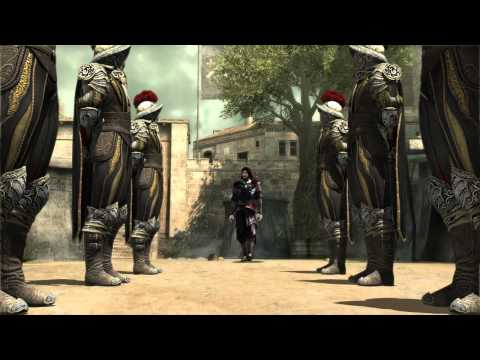 Assassin's Creed Brotherhood Story Trailer [North America]