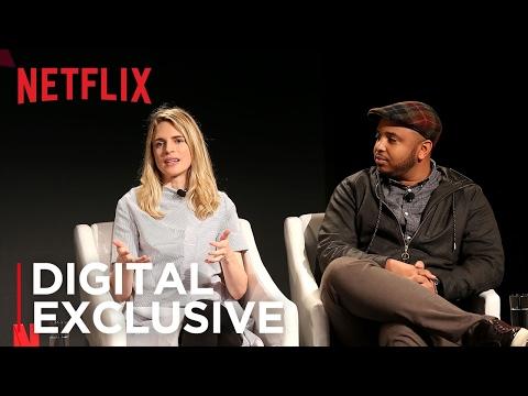 Netflix Creatives  There's Never Enough TV  Netflix