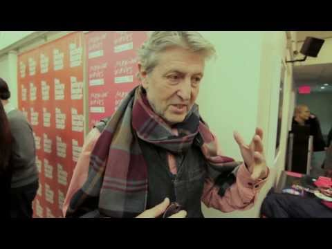 Making Waves: New Romanian Cinema 2013 - Interview Andrei Șerban