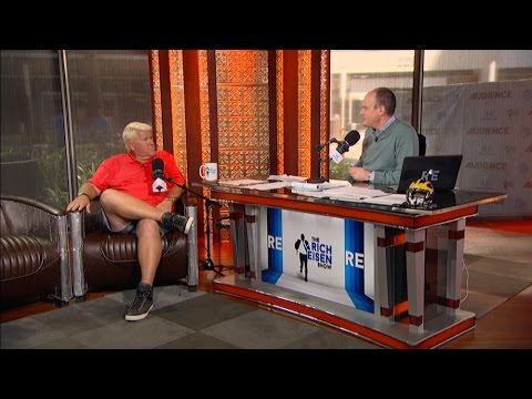 Pro Golfer John Daly Golfing With Celebrities, The Masters & More  11716
