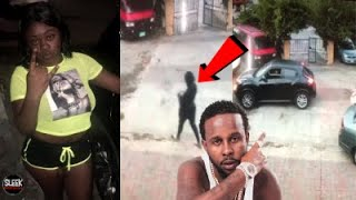 BREAKING NEWS: Popcaan Friend Car Got STOLEN By Unruly Bandit