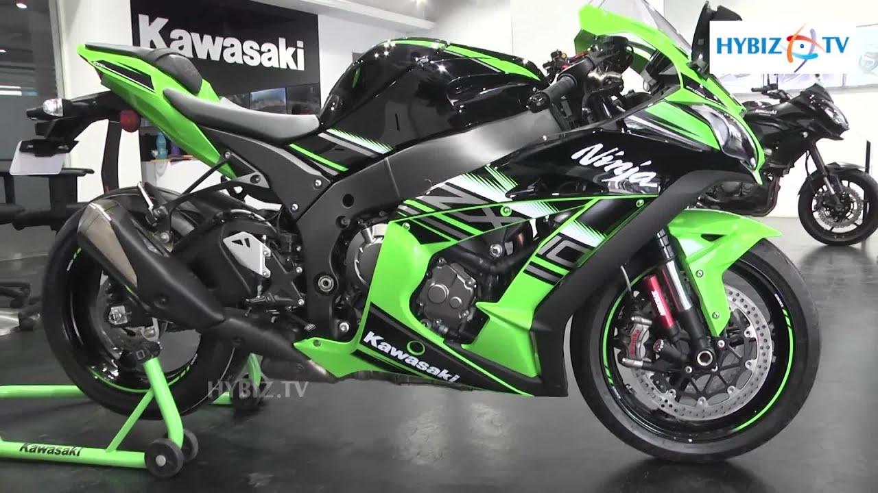 Kawasaki Ninja ZX-1000 R Specs - hybiz - YouTube