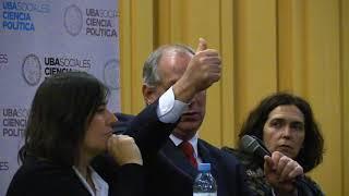 Palestra de Ciro Gomes na Universidade de Buenos Aires