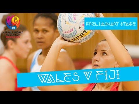 Wales v Fiji   #NWYC2017