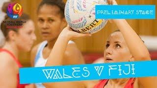 Wales v Fiji | #NWYC2017