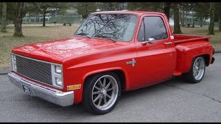 "1985 C-10 Truck , ""SOLD"" Maple Motors"