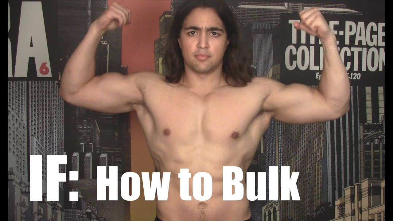 Intermittent Fasting: How to Use IF While Bulking (Gain Muscle While  Fasting)
