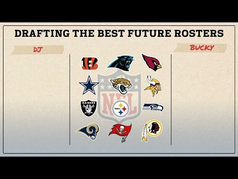 Which NFL Roster has the Brightest Future? (Full Episode) | Move the Sticks | NFL