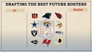 Which NFL Roster has the Brightest Future? (Full Episode)   Move the Sticks   NFL
