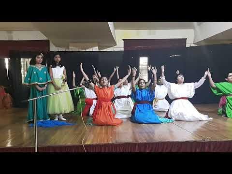 Persian mythology by Prisha and friends 2017