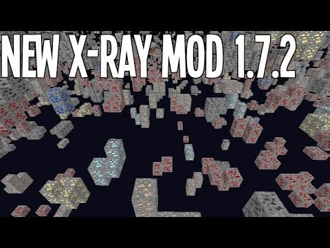 How to install X-Ray and Fly Mods on Minecraft 1.7.2 With Nodus (Works Online)