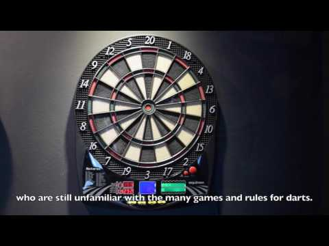 Antares Electronic Dartboard by The Men's Cave Singapore