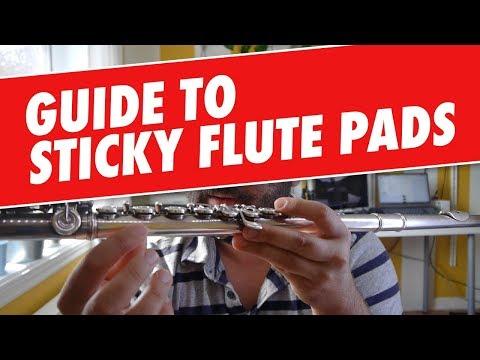 How to FIX Sticky Flute Keys