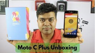 Moto C Plus India Unboxing, Quick Review, Pros, Cons, Comparison | Gadgets To Use