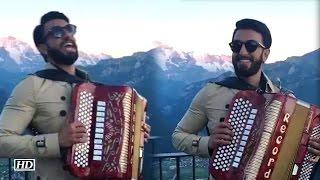 Funny Video: Ranveer Singh Singing 'Pardesi Pardesi' Song For Tourists