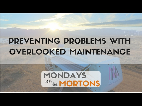 Preventing Catastrophic failure and Breakdowns | Commonly missed RV and Vehicle maintenance Items