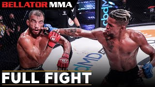 Full Fight | Juan Archuleta vs. Patchy Mix | Bellator 246
