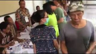 KECURANGAN PILKADA DKI 2017, Pendukung AHOK di TPS97 Kampung Gusti Teluk Gong Gagal Milih