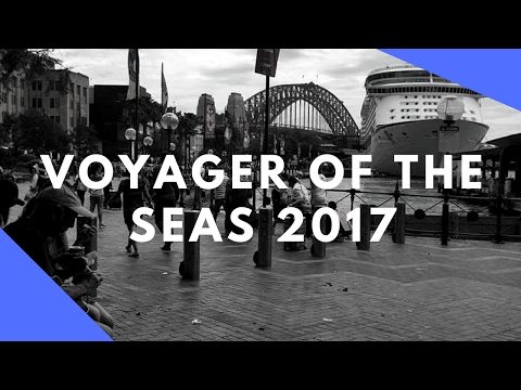 Voyager of the Seas Feb 2017   Out and A'bout
