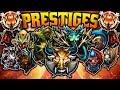 "BLACK OPS 3 ""ALL PRESTIGE EMBLEMS"" + MASTER PRESTIGE! (COD BO3 Prestige Emblems)"