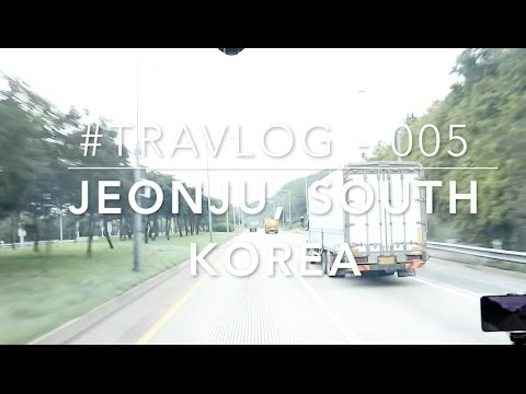 JEONJU, KOREA SELATAN! -- #TRAVLOG EP. 005
