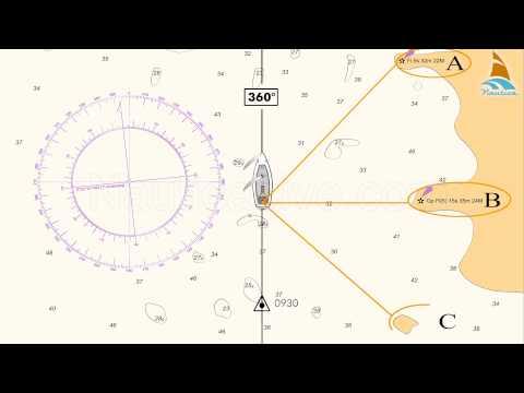 30   fix position comb cross compass bearings comb cross compass bearings 1
