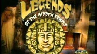 Legends of the Hidden Temple - Temple Run Music