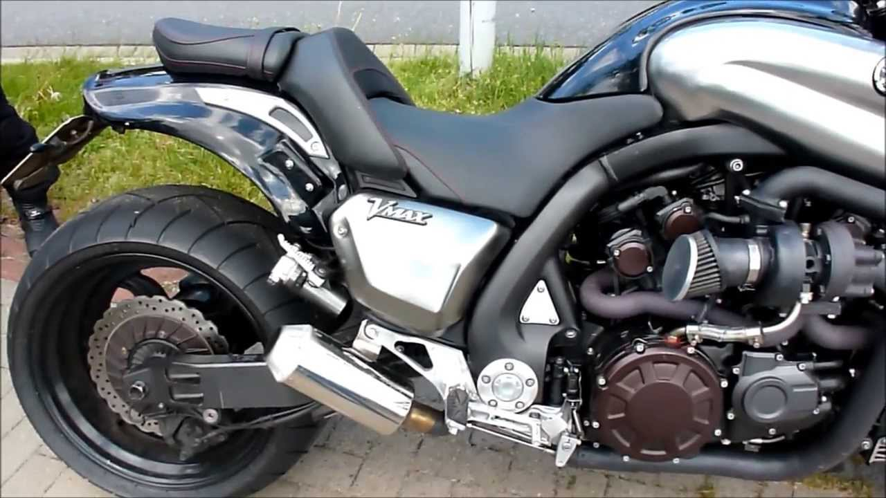 Turbo Yamaha V Twin