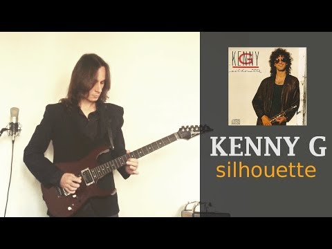 Kenny G - SILHOUETTE - Electric Guitar Cover by Gui Garibotti