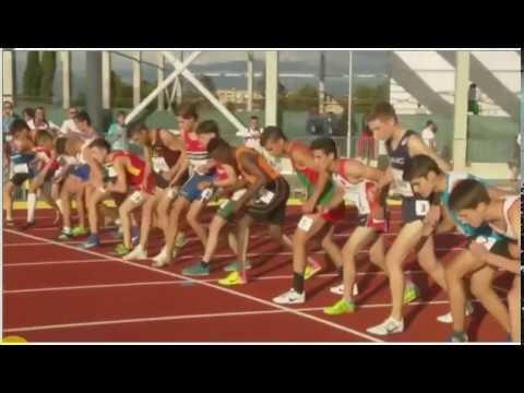 Bence 2017 07 26  EYOF döntő Győr 1500m