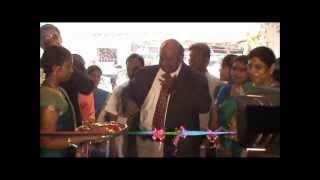Noble hospital's high tech medical department opened by Dr  Mayil Vahanan Natarajan