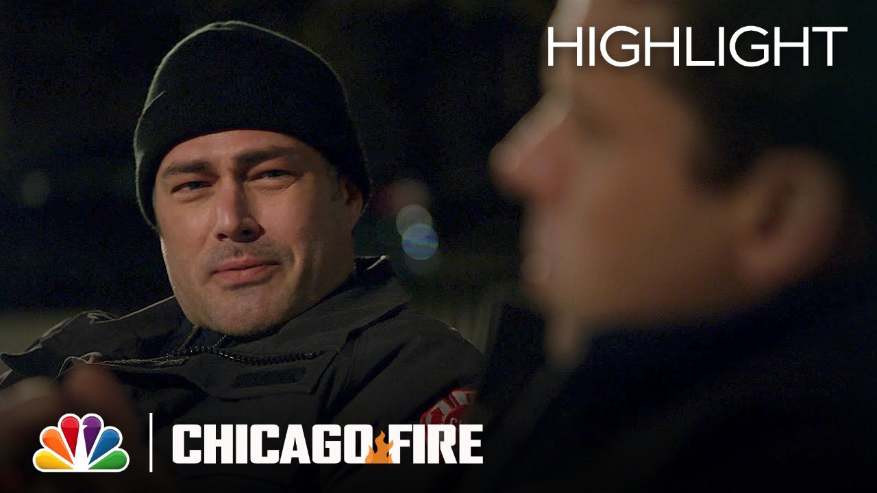Casey Tells Severide About His Kiss with Brett - Chicago Fire