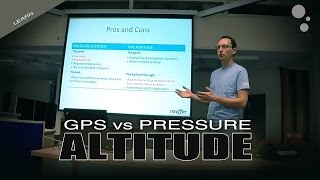 GPS vs Pressure Altitude for Paragliding and Hang-gliding