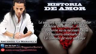 Arcangel Historia De Amor La Maravilla 2008..mp3