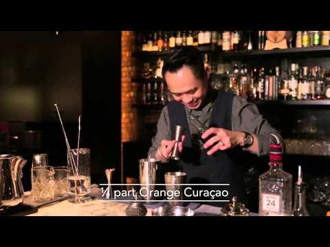 Best Bartender cocktail from Flint Bar & Grill at JW Marriott Hotel by Bryson Rivera