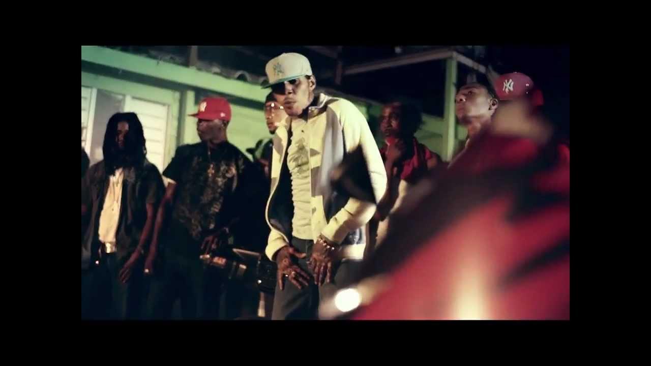 Vybz Kartel Go Wine Official Music Video HD