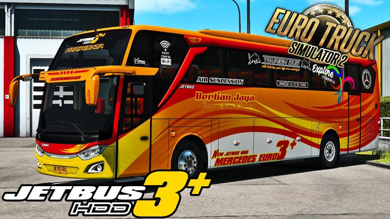 Ets2 Mods Jetbus 3 Hdd By Jmc