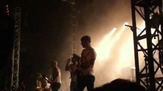 Lostprophets Shinobi vs Dragon Ninja Live @Leeds O2 Academy 21/04/12