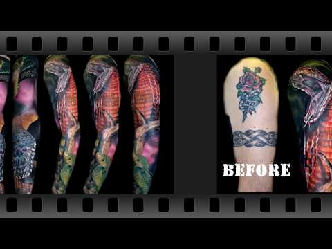 Best Tattoo Cover Ups part 2