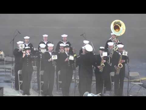 USS Detroit Commissioning