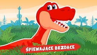 Śpiewające Brzdące - Dino i zabawa w chowanego - Piosenki dla dzieci