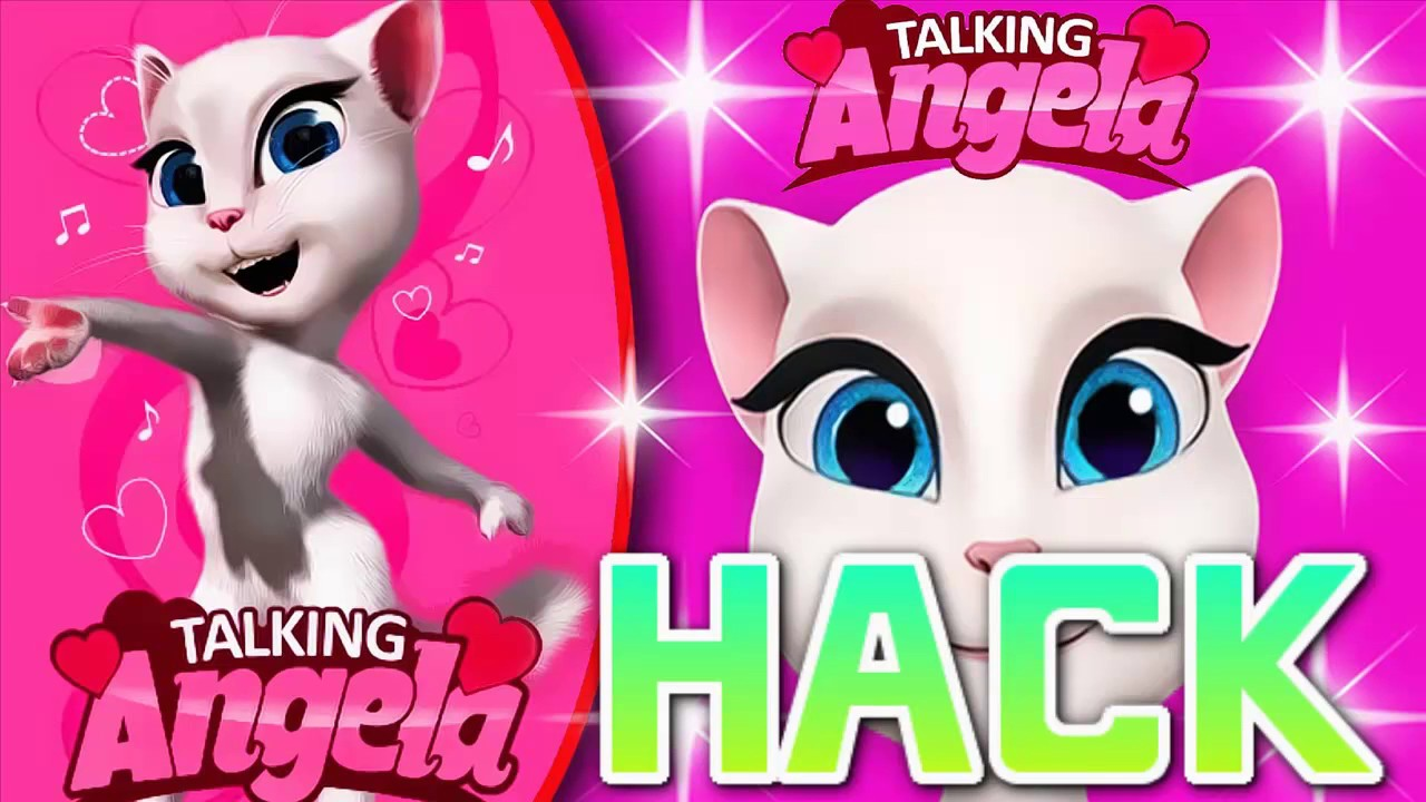 my talking angela hack apk android