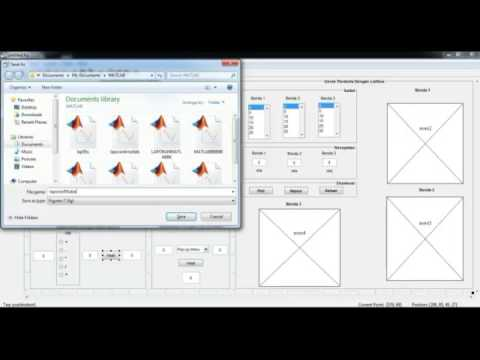 Cara Membuat slideshow, listbox, pop-up menu, radio bottom & axes matlab oleh Puja Panjaitan-FPK UR